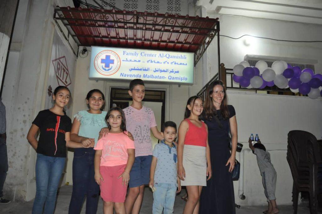 Eröffnung Familienzentrum